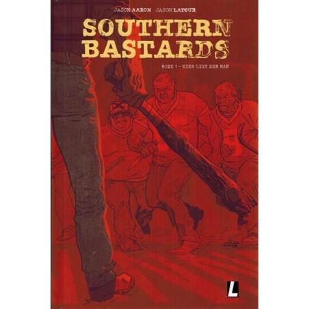 Southern bastards HC 01 Hier ligt een man
