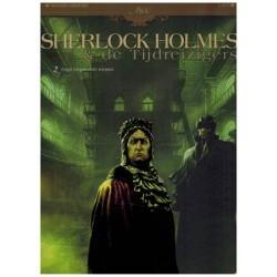 Sherlock Holmes D09 HC De tijdreizigers 2 Fugit irreparabile tempus (Collectie 1800)