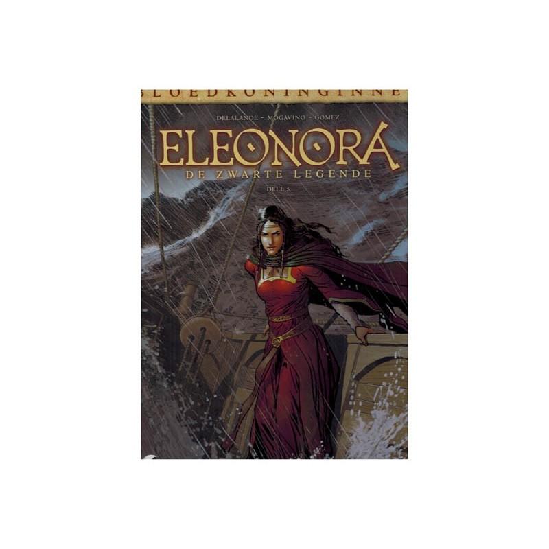 Bloedkoninginnen 1.5 Eleonora De zwarte legende deel 5