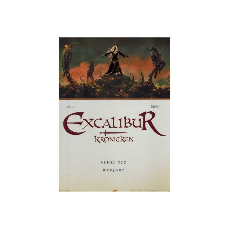 Excalibur kronieken 05 Morgane