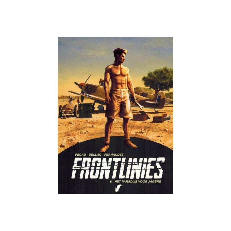 Frontlinies 06 Het paradijs  voor jagers (1941-1942)