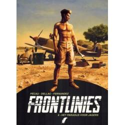 Frontlinies HC 06 Het paradijs  voor jagers (1941-1942)