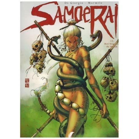 Samoerai  12 Het oog van de draak