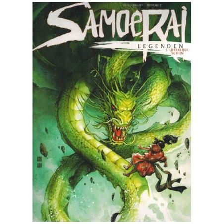 Samoerai  Legenden 05 Uiterlijke schijn
