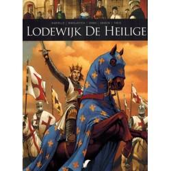 Zij schreven geschiedenis  HC 11 Lodewijk de Heilige
