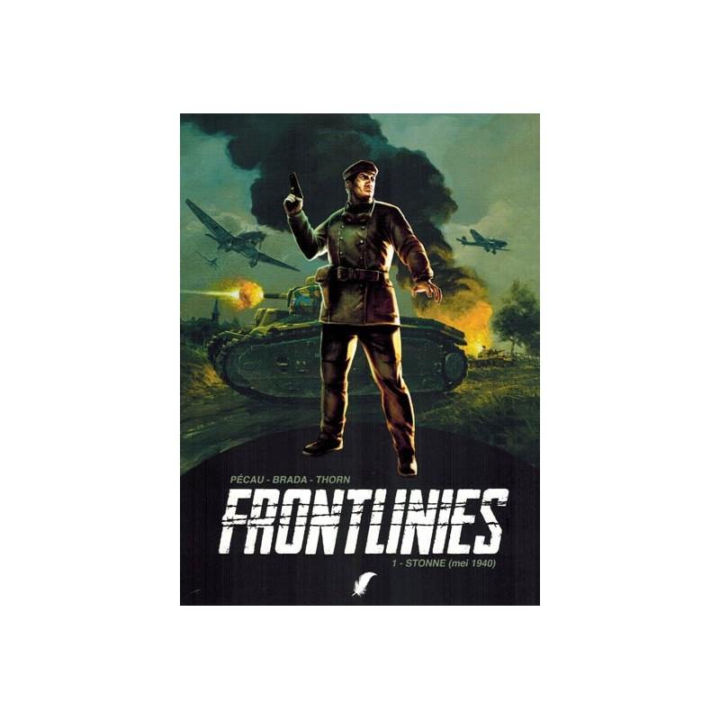 Frontlinies 01 Stonne (mei 1940)