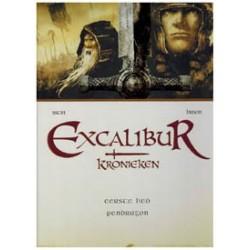 Excalibur  kronieken set deel 1 t/m 5