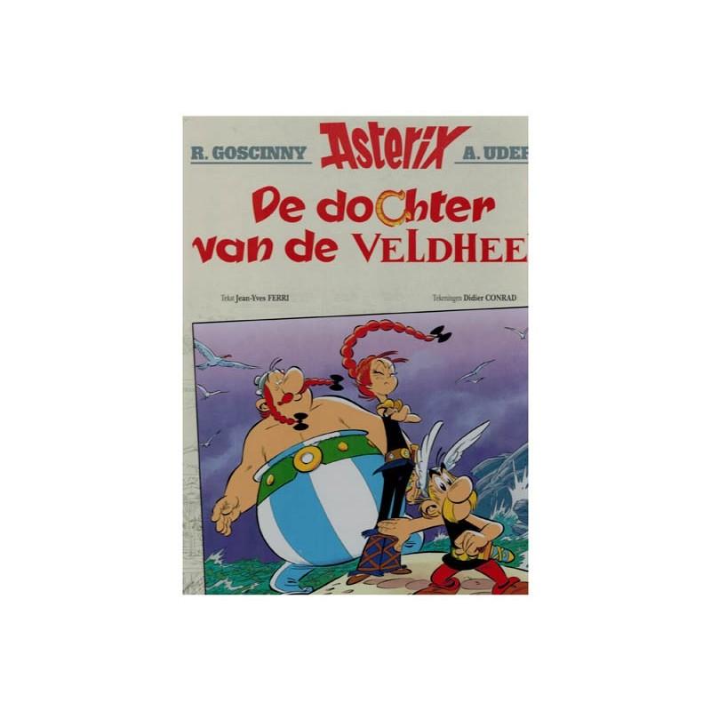 Asterix   Luxe 38 De dochter van de veldheer (naar Uderzo & Goscinny)