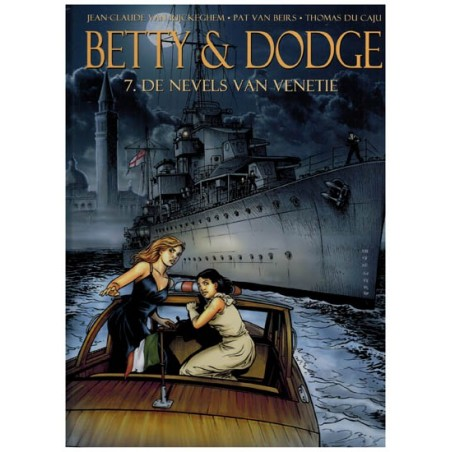 Betty & Dodge  HC 07 De nevels van Venetie