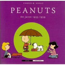 Peanuts De jaren 1955-1959