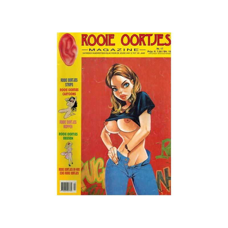 Rooie Oortjes Magazine 17 1e druk 1997