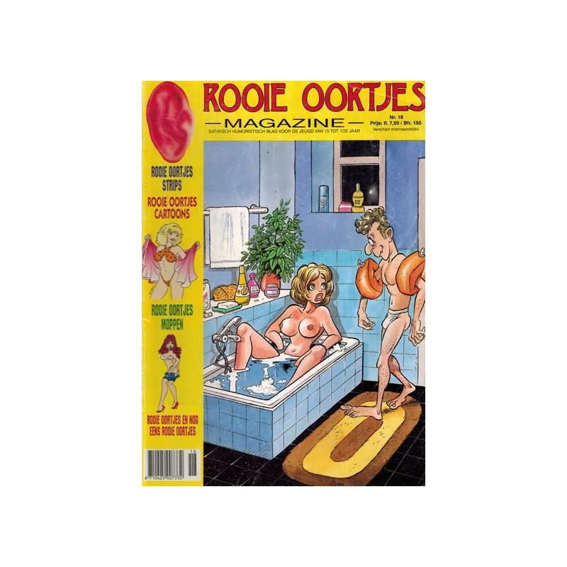 Rooie Oortjes Magazine 18 1e druk 1997