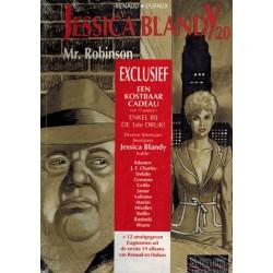 Jessica Blandy 20 pakket Mr. Robinson 1e druk 2002 + Het dossier