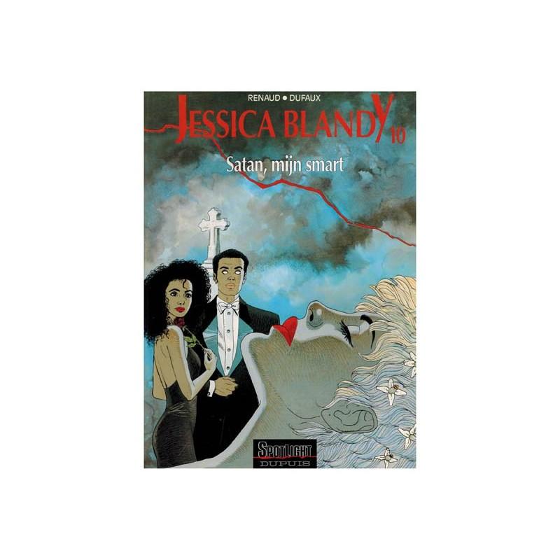 Jessica Blandy 10 Satan, mijn smart 1e druk 1994