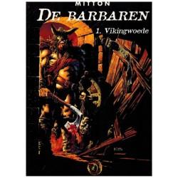 Barbaren 02 Vikingwoede 1e druk 1996