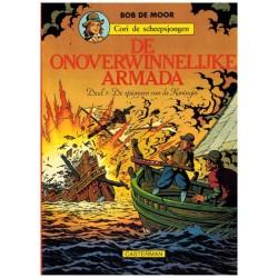 Cori de scheepsjongen set deel 2 & 3 De onoverwinnelijke Armada 1+2 1e drukken 1978-1982