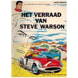 Michel Vaillant 06 Het verraad van Steve Warson 1e druk Helmond 1970