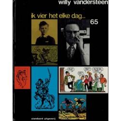 Willy Vandersteen 65 HC Ik vier het elke dag 1e druk 1978