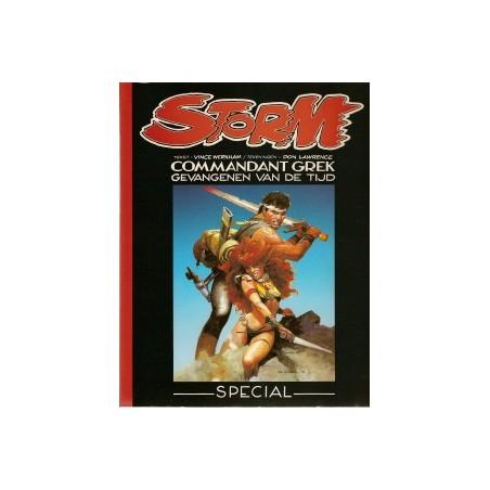 Storm 00 Commandant Grek 1e druk 1984