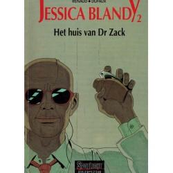 Jessica Blandy 02 Het huis van Dr Zack herdruk