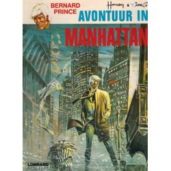 Bernard Prince 04 Avontuur in Manhattan herdruk Lombard
