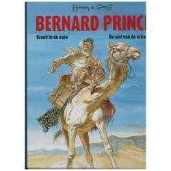 Bernard Prince  Luxe HC 03 Brand in de oase / De wet van de orkaan