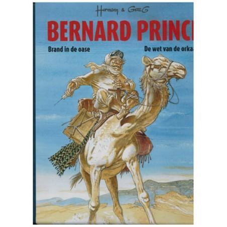 Bernard Prince   HC 03 Brand in de oase / De wet van de orkaan