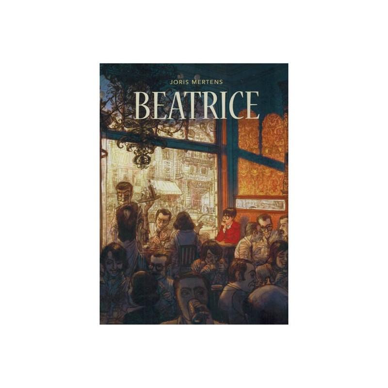 Beatrice HC [tekstloze strip]
