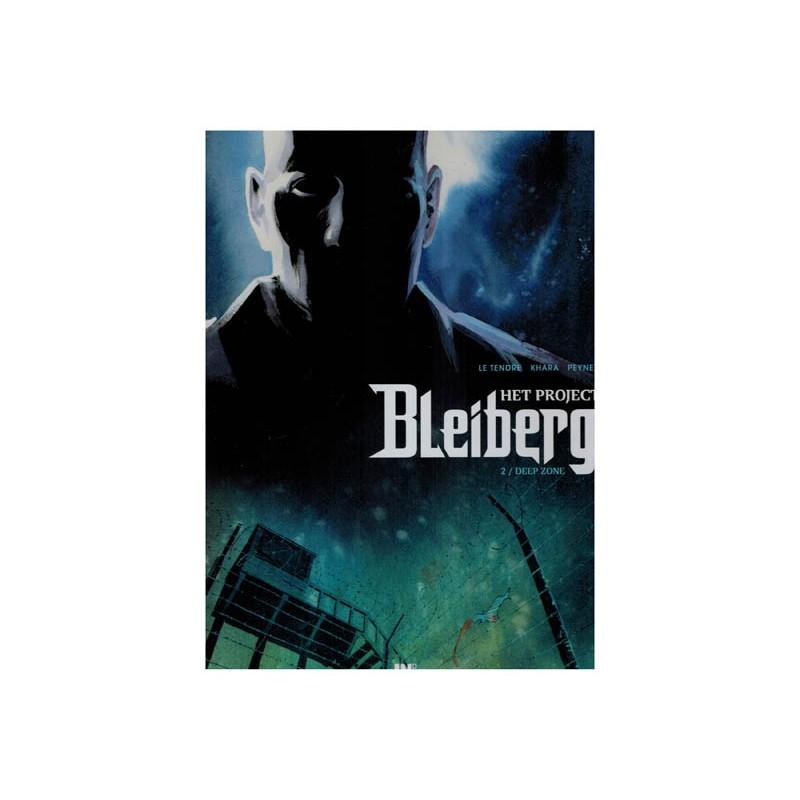 Project Bleiberg HC 02 Deep zone (naar David Khara)