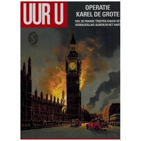 Uur U 14 HC Operatie Karel de Grote 1943: De Franse troepen raken het verraderlijke albion...