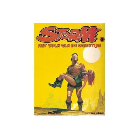 Storm 03 Het volk van de woestijn 1e druk 1979