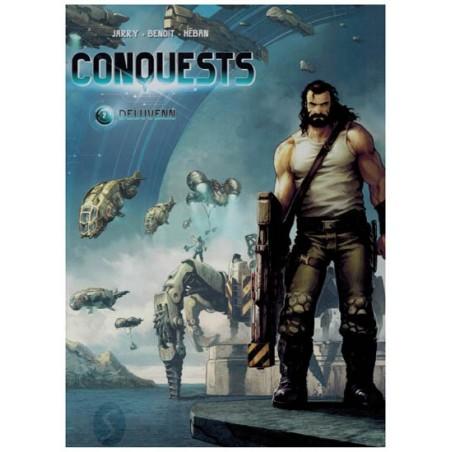 Conquests HC 02 Deluvenn