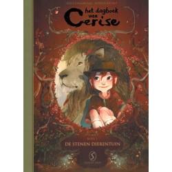 Dagboek van Cerise 01 De stenen dierentuin