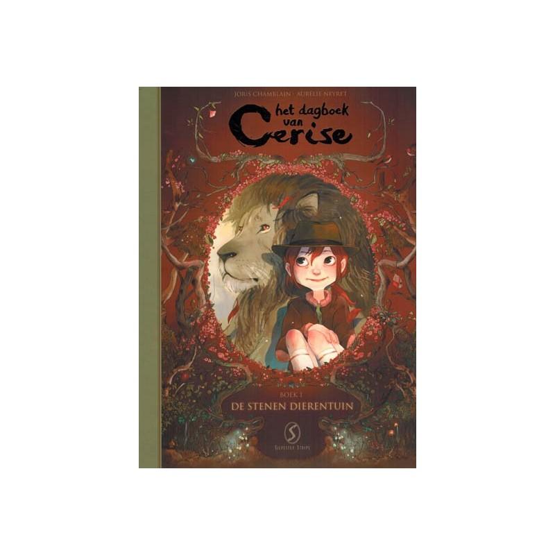 Dagboek van Cerise set HC deel 1 & 2