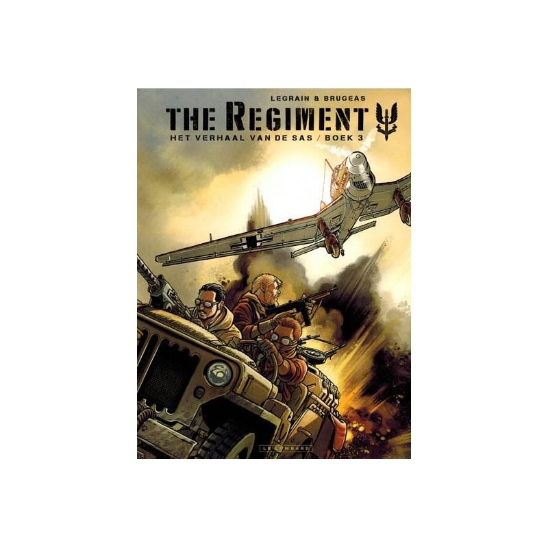 Regiment Het verhaal van de SAS HC 03