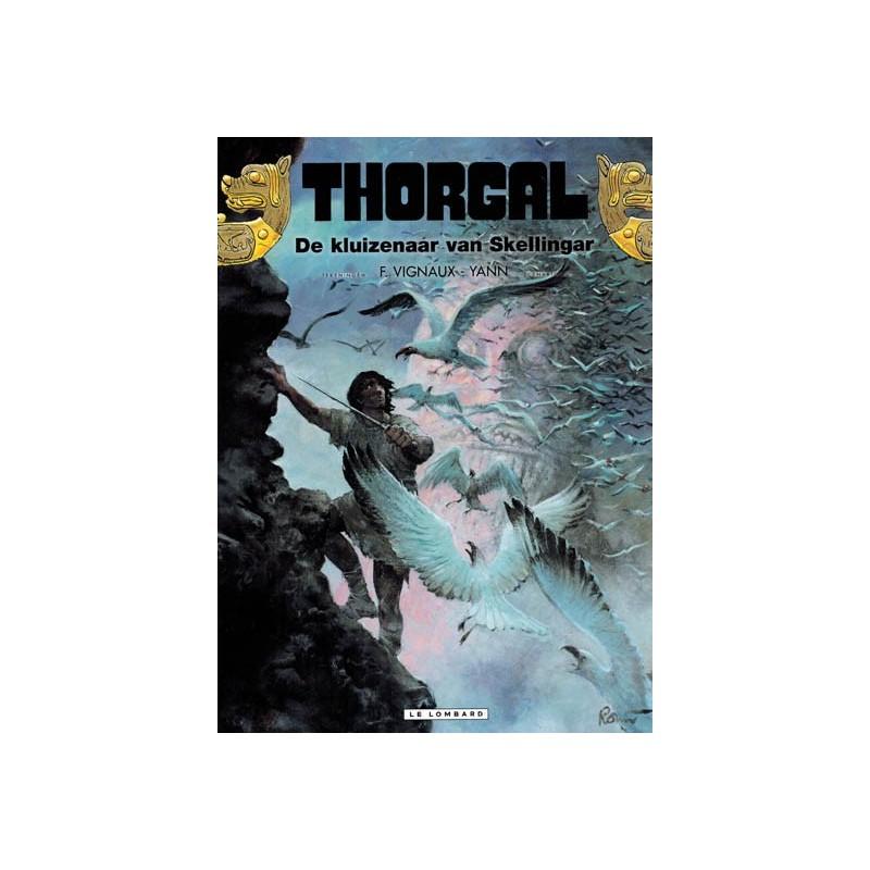 Thorgal   HC 37 De kluizenaar van Skellingar