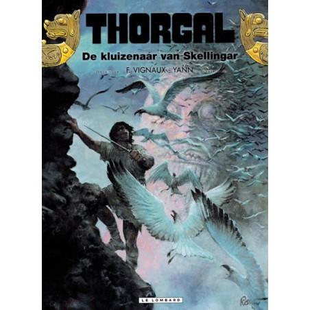 Thorgal  37 De kluizenaar van Skellingar