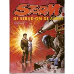 Storm<br>HC 05 De strijd om de aarde<br>herdruk 1997