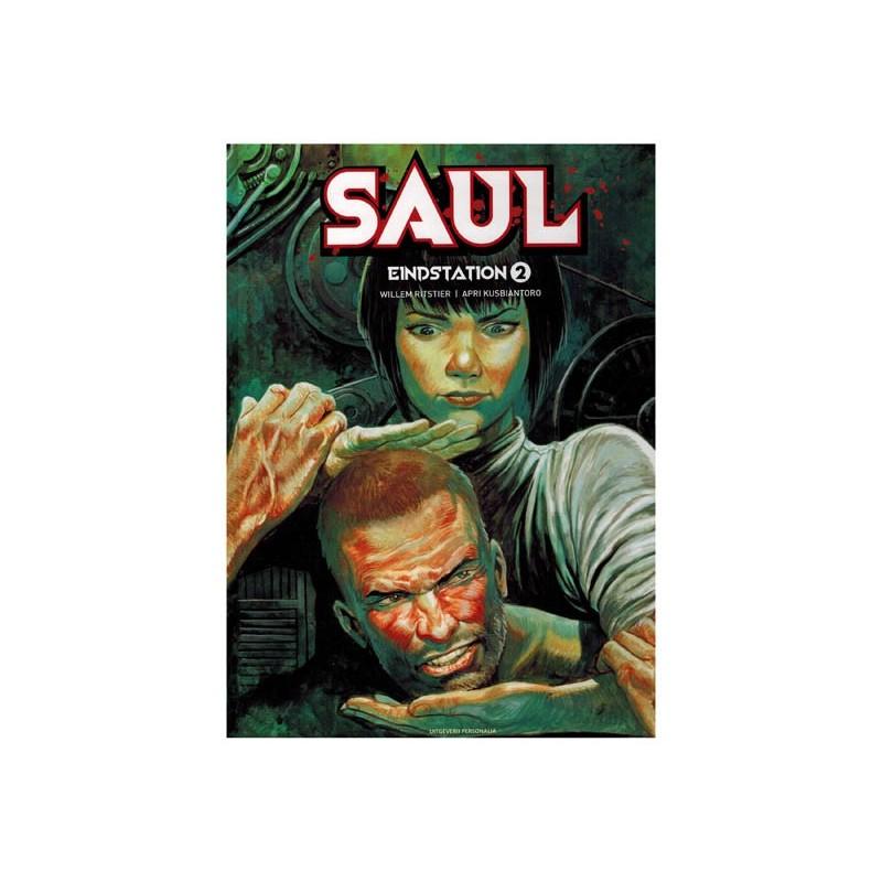 Saul HC 02 Eindstation