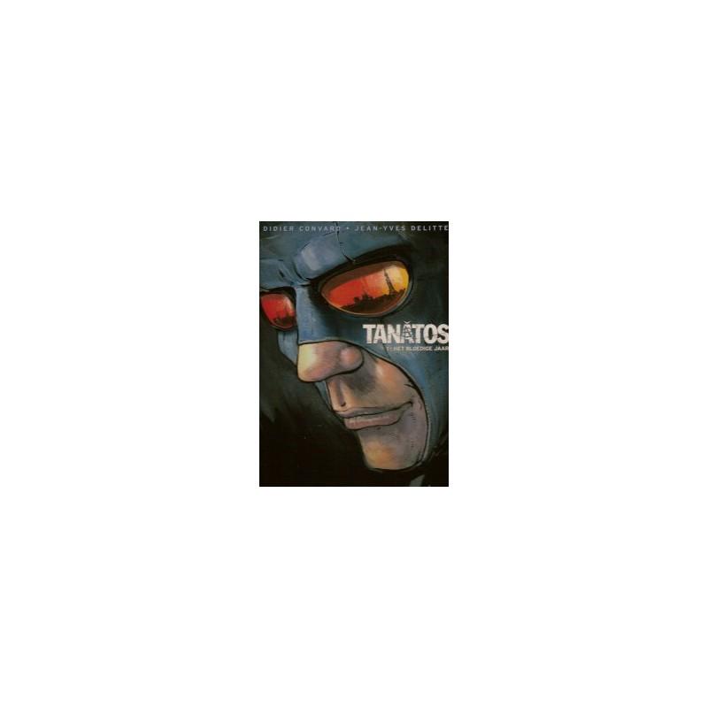 Tanatos set HC deel 1 t/m 4 1e drukken 2007-2011