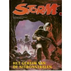 Storm<br>HC 06 Het geheim van de nitronstralen<br>herdruk 1997