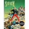 Savage set deel 1 t/m 4 1e drukken 2013-2019