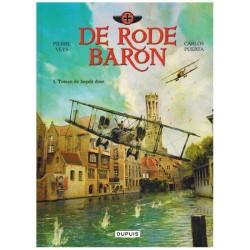 Rode baron HC 01 Tussen de kogels door
