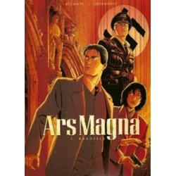 Ars Magna set deel 1 t/m 3 1e drukken 2012-2015