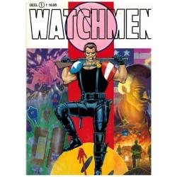 Watchmen set deel 1 t/m 6 1e drukken 1989