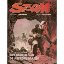 Storm 06 Geheim van de Nitronstralen 1e druk 1981
