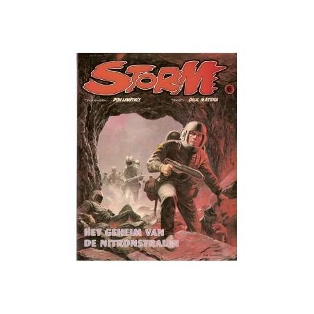 Storm<br>06 Geheim van de Nitronstralen<br>1e druk 1981