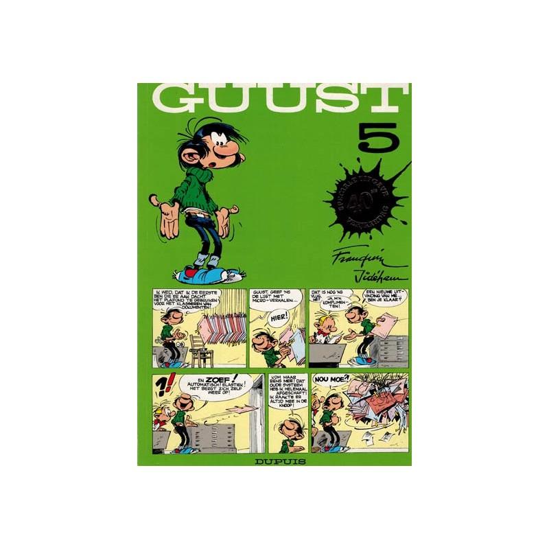 Guust Flater  II 05 40ste verjaardag speciale uitgave met vignet 1997