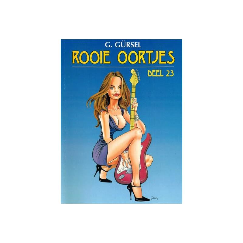 Rooie Oortjes 23 1e druk 2002