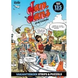 Jan, Jans en de kinderen Vakantieboek 1e druk 2016